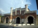 Porta Vescovo e chiesa S. Toscana Verona