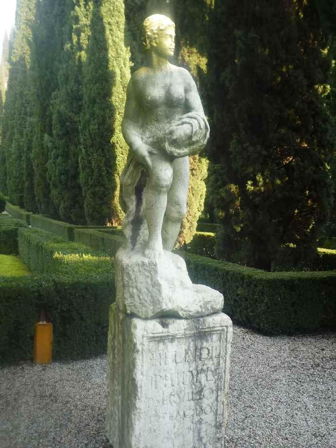 Palazzo e giardino giusti verona verona arte - Arte e giardino ...