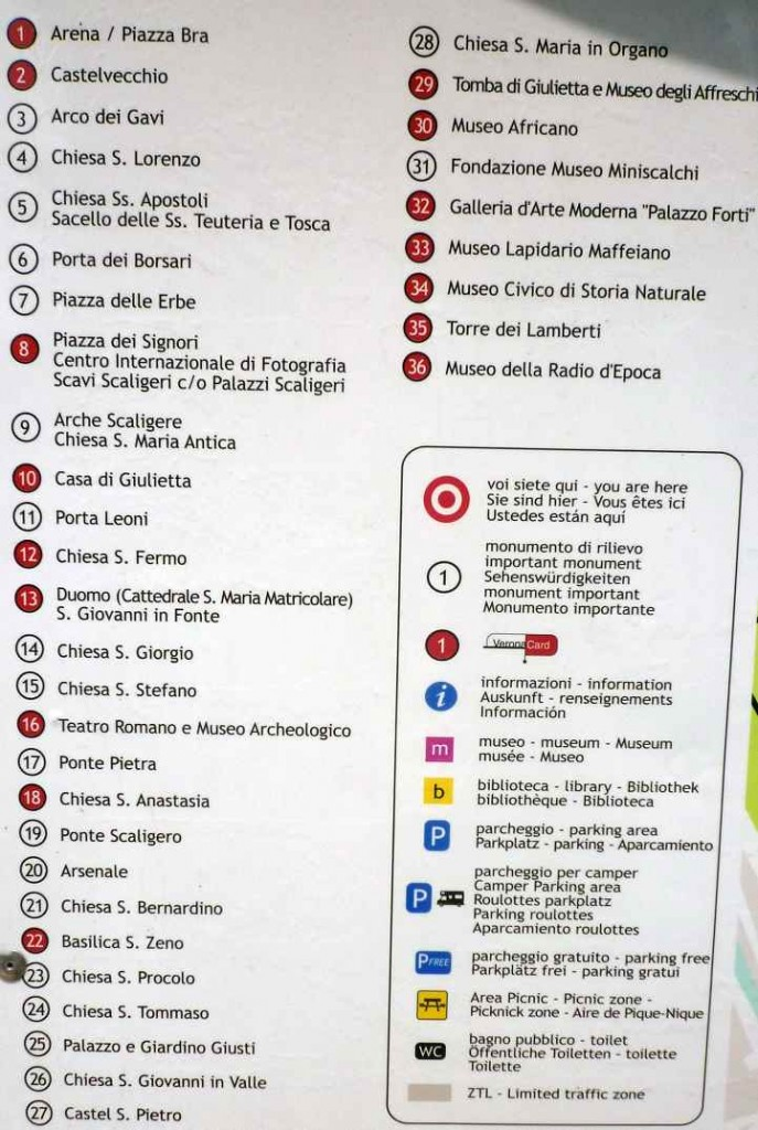 mappa Verona.indice
